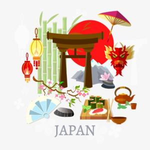 Japanese Elements PNG Transparent Image PNG Clip art