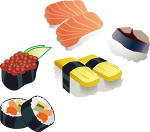 Japanese Food Transparent Images PNG PNG Clip art