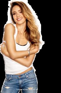 Jessica Alba Transparent Background PNG Clip art