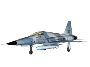 Jet Aircraft Transparent Background PNG icon