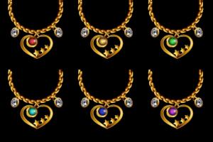 Jewel Set PNG Transparent Picture PNG Clip art