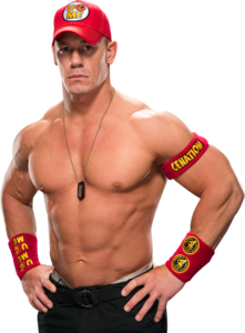 John Cena Transparent PNG PNG icon