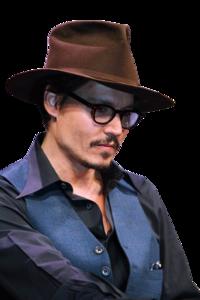 Johnny Depp PNG Free Download PNG Clip art