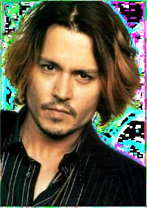 Johnny Depp PNG Photo PNG Clip art