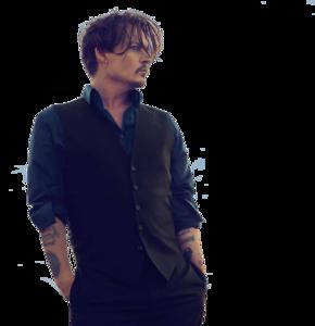 Johnny Depp PNG Pic PNG Clip art