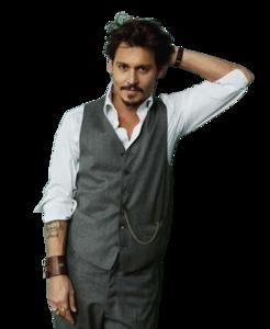 Johnny Depp PNG Transparent Image PNG Clip art