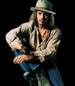 Johnny Depp Transparent PNG PNG Clip art