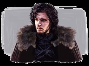 Jon Snow PNG HD Quality PNG Clip art