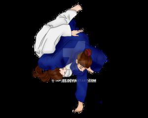 Judo Transparent Background PNG Clip art