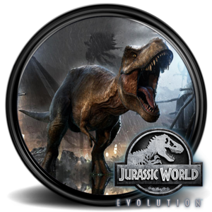 Jurassic World Evolution PNG File PNG Clip art