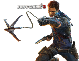 Just Cause Transparent PNG PNG Clip art