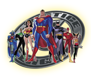 Justice League PNG Image PNG Clip art