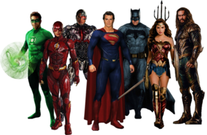 Justice League PNG Pic PNG Clip art