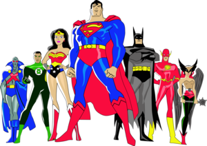 Justice League PNG Picture PNG Clip art
