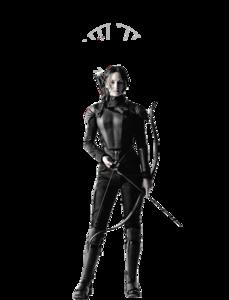 Katniss Everdeen PNG Transparent PNG Clip art