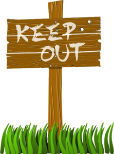 Keep Out PNG HD PNG Clip art