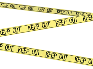 Keep Out PNG Photo PNG Clip art