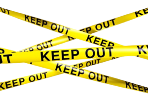 Keep Out PNG Pic PNG Clip art