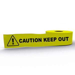 Keep Out Police Tape Transparent PNG PNG Clip art