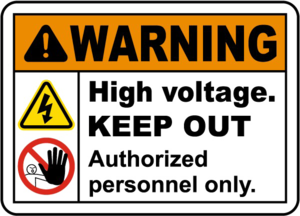 Keep Out Warning PNG Image PNG Clip art