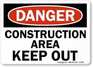 Keep Out Warning PNG Photos PNG Clip art