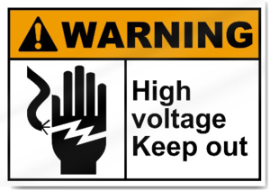 Keep Out Warning PNG Transparent Image PNG icon