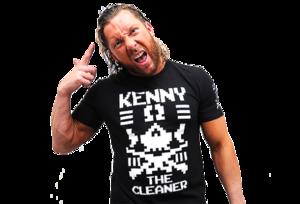 Kenny Omega Transparent PNG PNG Clip art