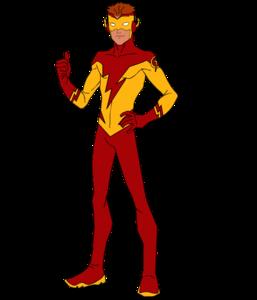 Kid Flash PNG Free Download PNG Clip art