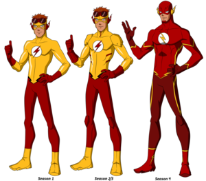 Kid Flash PNG Image PNG Clip art