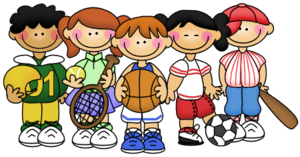 Kids Sport PNG Pic PNG Clip art