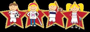 Kids Sport Transparent Background PNG Clip art
