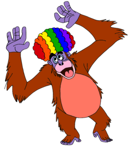 King Louie Transparent Background PNG Clip art
