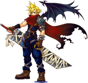 Kingdom Hearts PNG File PNG image