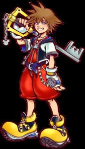 Kingdom Hearts PNG Pic PNG Clip art