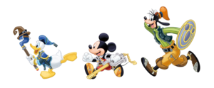 Kingdom Hearts Transparent Background PNG Clip art