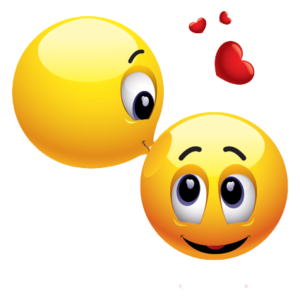 Kiss Smiley Transparent PNG PNG images