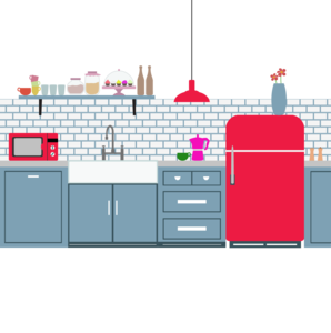 Kitchen PNG Free Image PNG Clip art