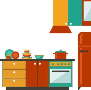 Kitchen PNG HD Photo PNG Clip art