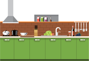Kitchen PNG No Background PNG Clip art
