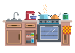 Kitchen PNG Transparent Image PNG Clip art