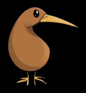 Kiwi Bird PNG File PNG Clip art