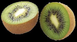 Kiwi Slice PNG File PNG Clip art