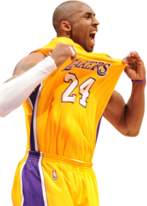Kobe Bryant PNG Free Download PNG Clip art