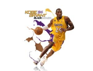 Kobe Bryant PNG Transparent Image PNG Clip art