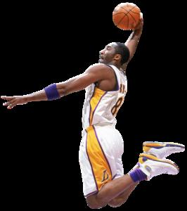 Kobe Bryant Transparent Background PNG Clip art