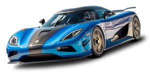 Koenigsegg Transparent PNG PNG icon