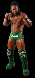 Kofi Kingston PNG Photo PNG Clip art