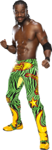 Kofi Kingston PNG Transparent Image PNG Clip art