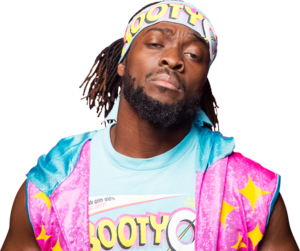 Kofi Kingston Transparent Background PNG clipart