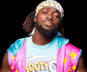 Kofi Kingston Transparent Background PNG Clip art